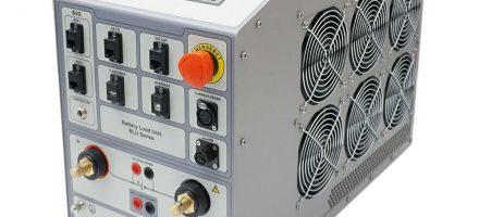 Battery capacity tester BLU500C