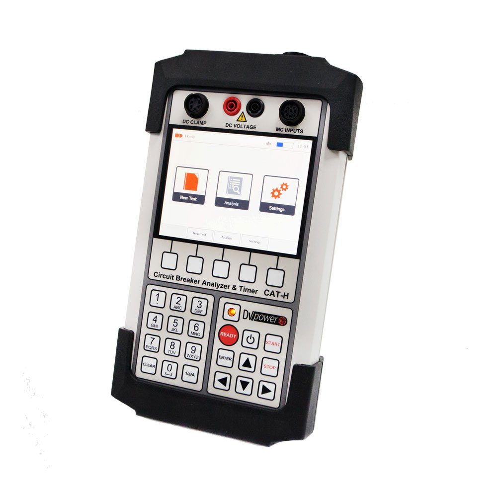 Handheld Circuit Breaker Analyzer