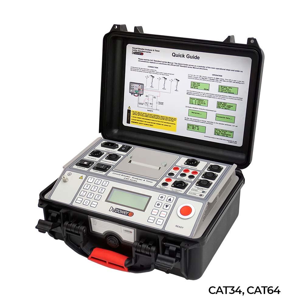 CAT64-Isometric