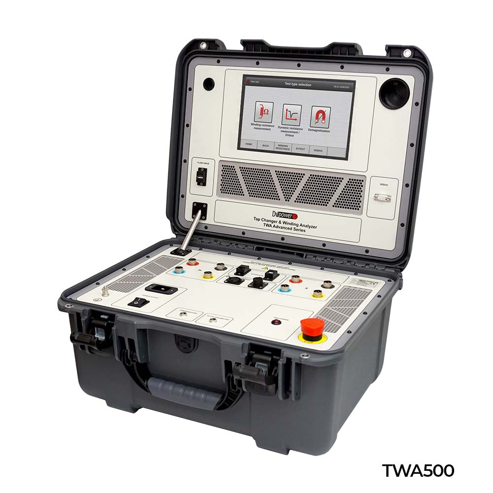 Winding Resistance Meter TWA500