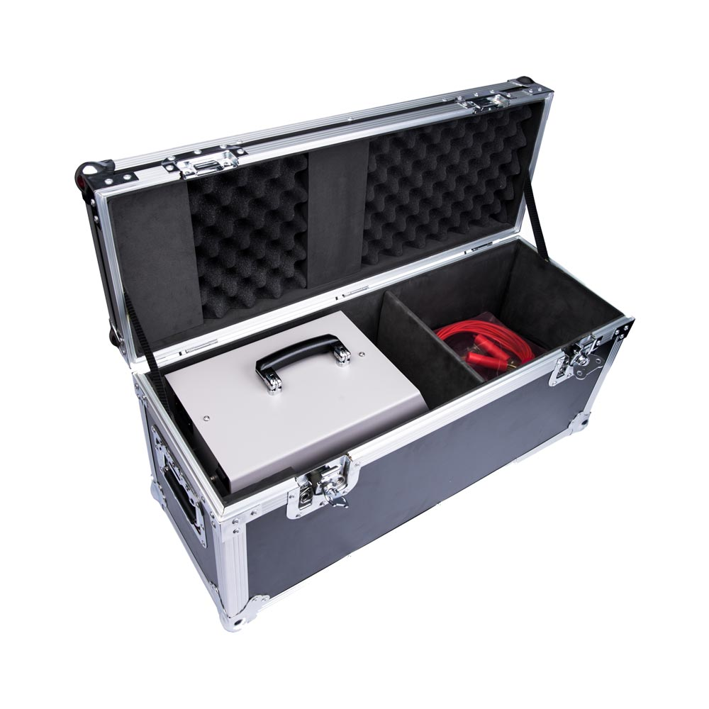 Transport case with cable(HARD-CASE-ME)