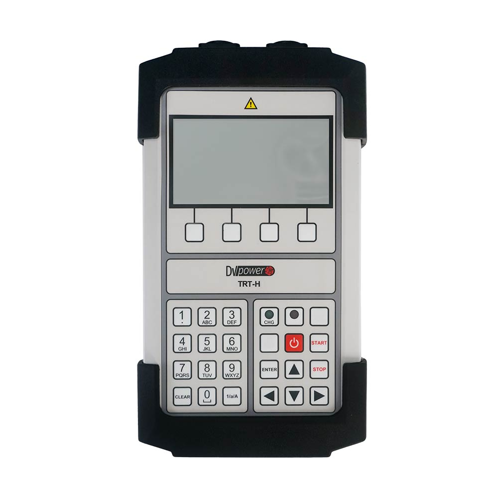 Handheld Turns Ratio Tester TRT-H Front View